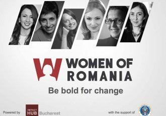 women of romania inspirație succes luna femii