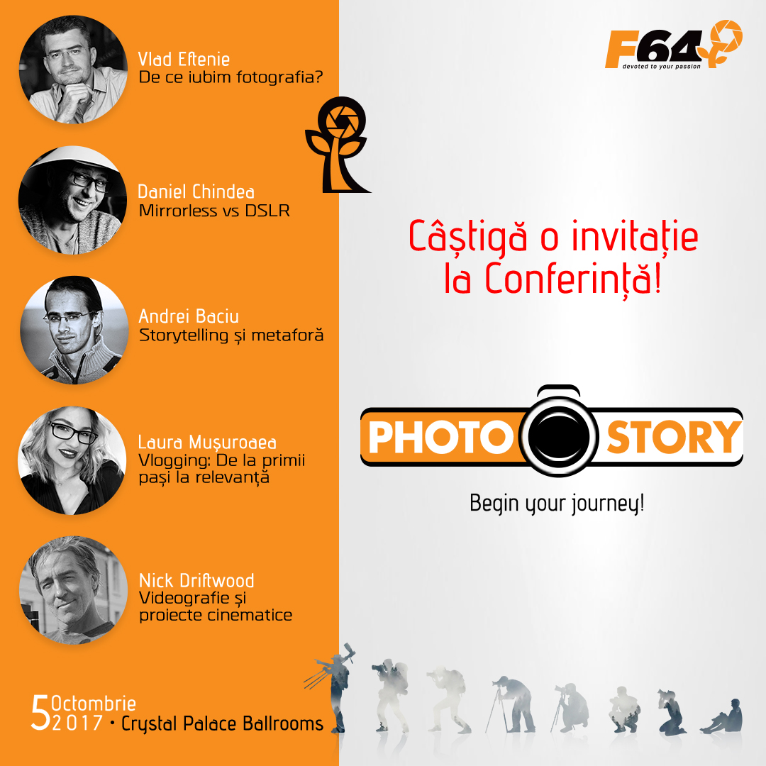 F64 PHOTO STORY.Begin your journey!