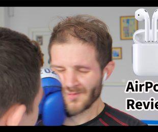 Apple AirPods Review - Cad sau nu după un croșeu de la Cristi Spetcu?
