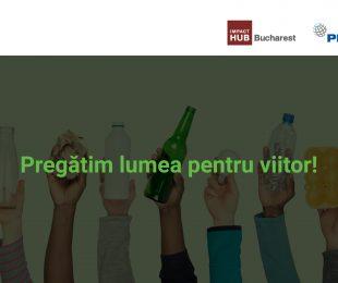 Schimbă lumea și primești o finanțare de 50.000 euro - ReUse HUB