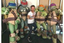 Cunoaște personajele din Țestoasele Ninja