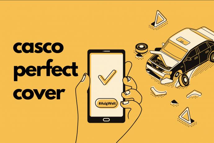 Cel mai ieftin CASCO din România - CASCO PERFECT COVER