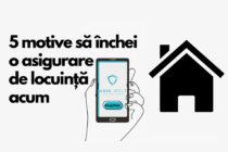 5 motive pentru care să închei o asigurare de locuință acum! #AsigWelt